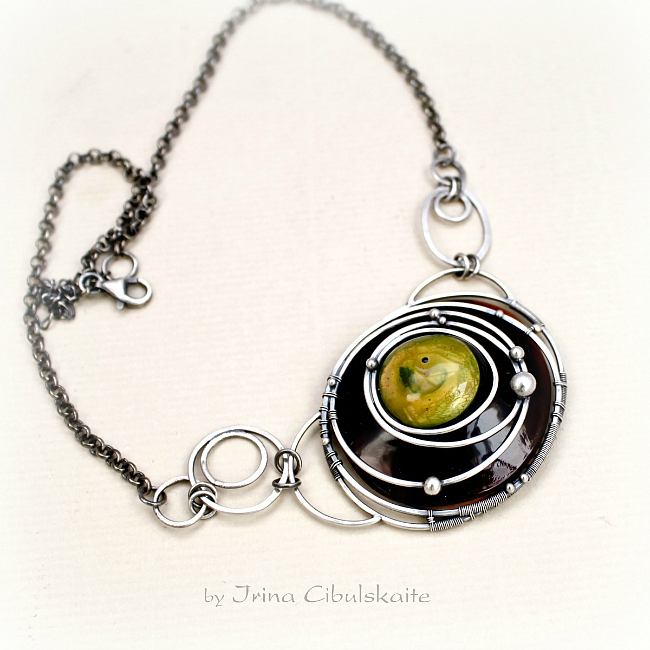 Mini Universe - The Necklace by taniri