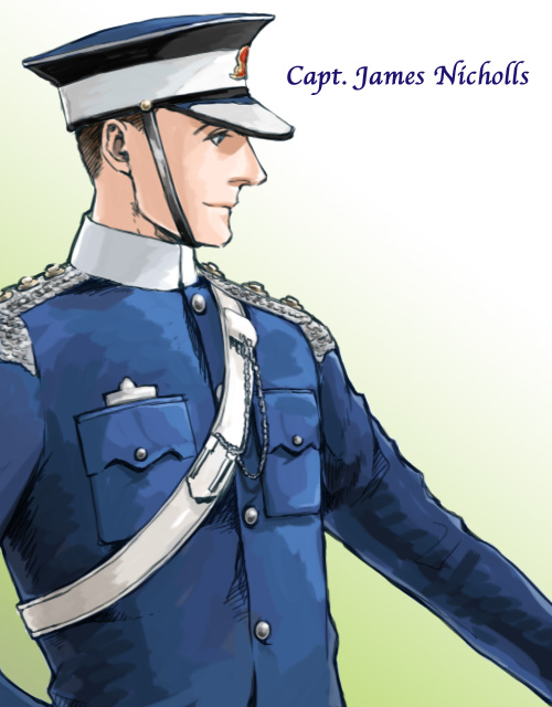 Capt. James Nicholls by marzo20