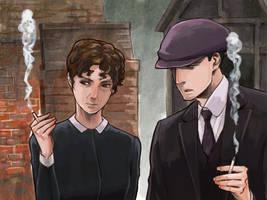 Thomas and Miss O'Brien