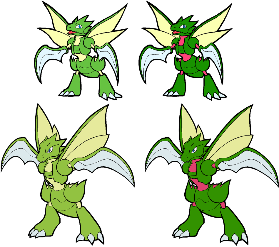 scyther is best pokemon by SmudDragon