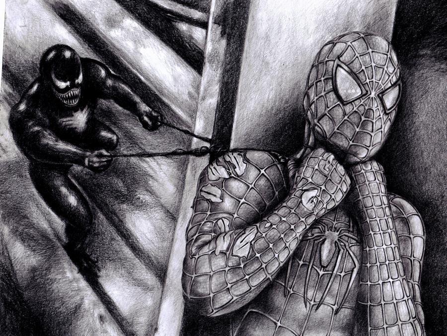 Spider Man 3 By Ozgurcanartan On Deviantart