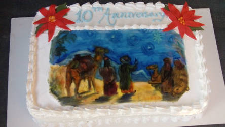 3 Kings Day Cake by Thine-WALLOP-Thee