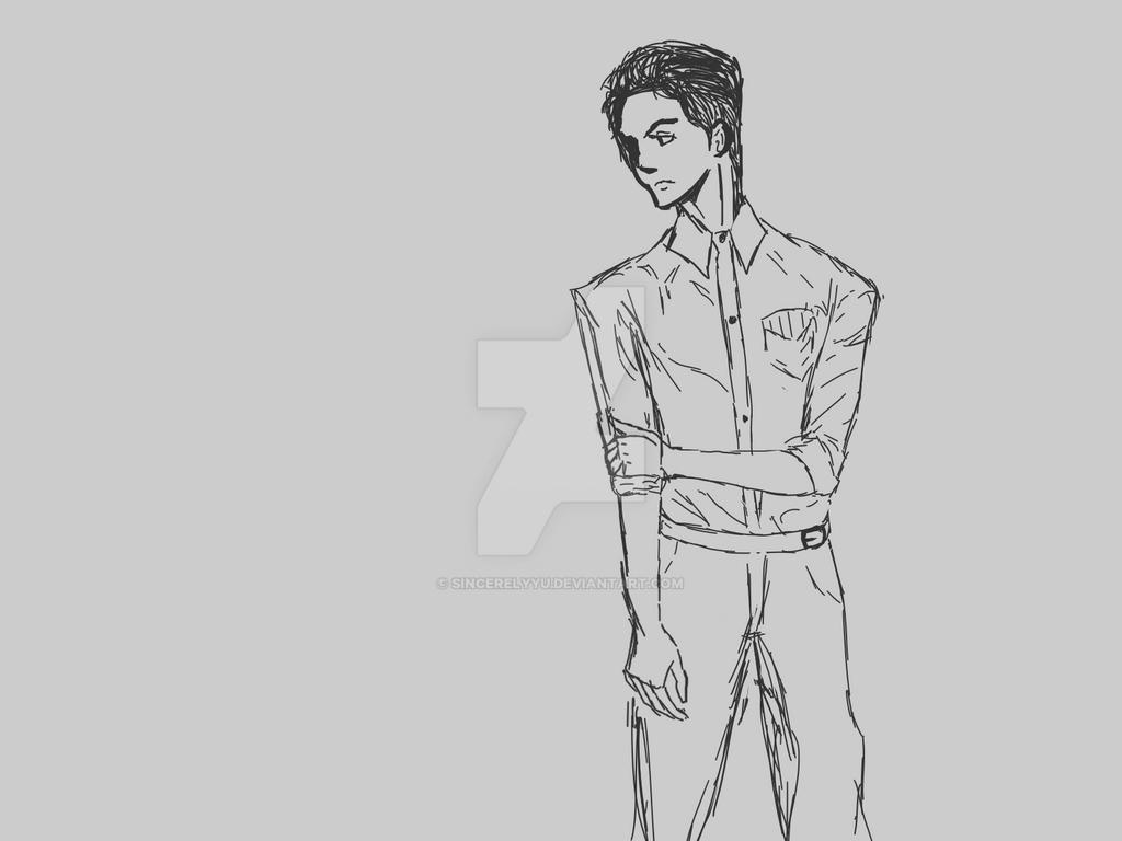 Sketch1 by SincerelyYu
