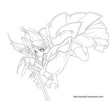 +Line art+2 by hizuki24