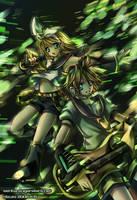 Vocaloid- Madness Concerto by hizuki24