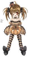 Halloween treat - colored