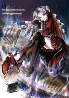 Vampire wizard by hizuki24