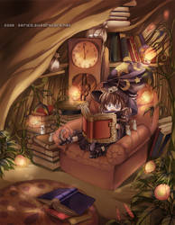 Story time by hizuki24