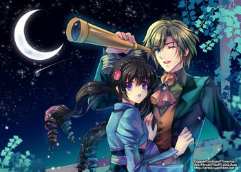 Starry night by hizuki24