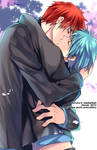 [KnB] kiss by hizuki24