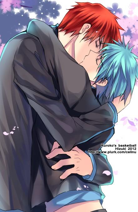 [KnB] kiss by hizuki24