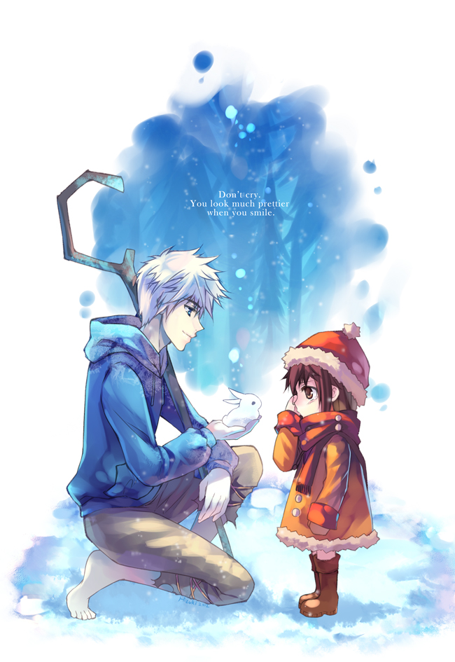 Jack Frost: a bless from the winter by hizuki24