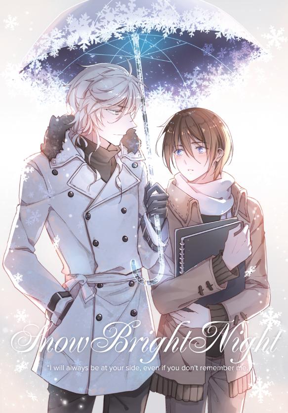 SnowNightLight by hizuki24