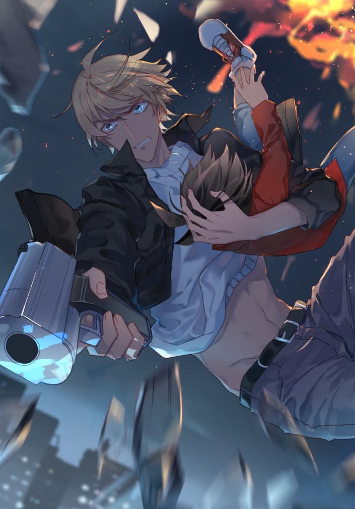 Zero the Enforcer by hizuki24