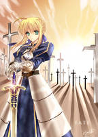 Fate - Unlimited blade works by hizuki24