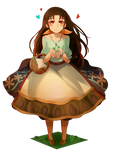 Anissa request from Chicken-Yuki
