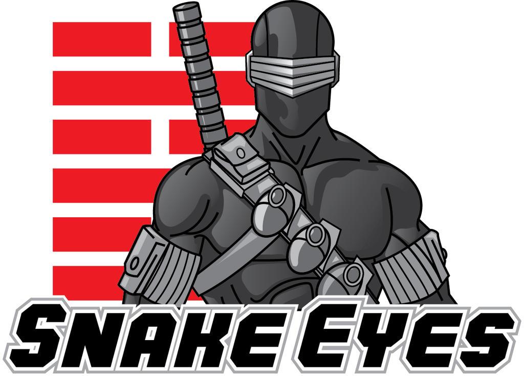 Snake Eyes by Bozem