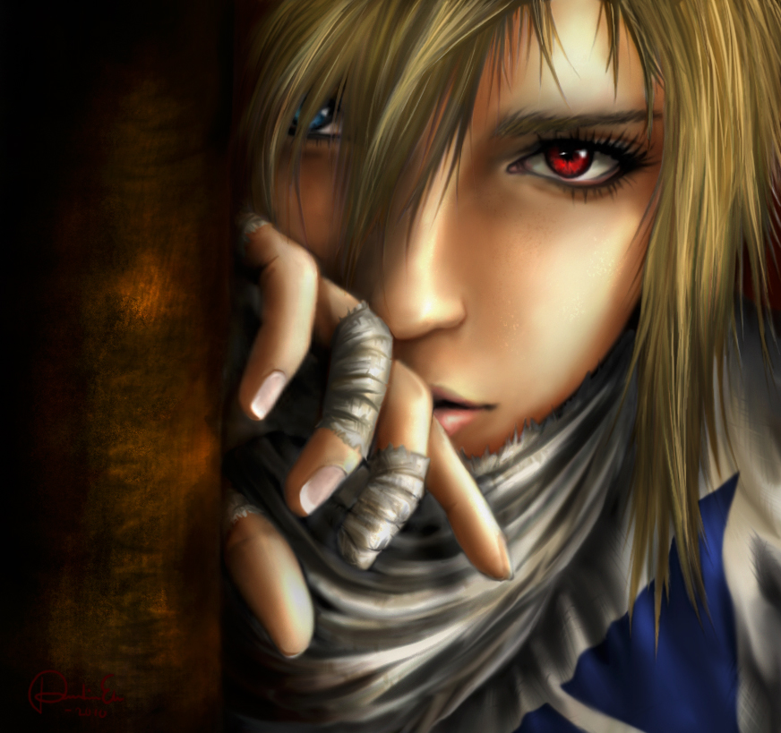 LoZ - Sheik by SweetCandyRain