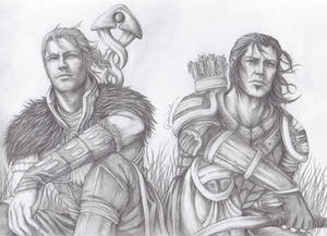 DA:A Anders And Nathaniel