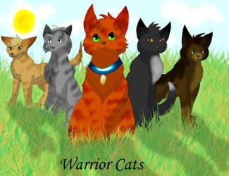 Warrior Cats - Into the Wild by SilverclawLegendTeru