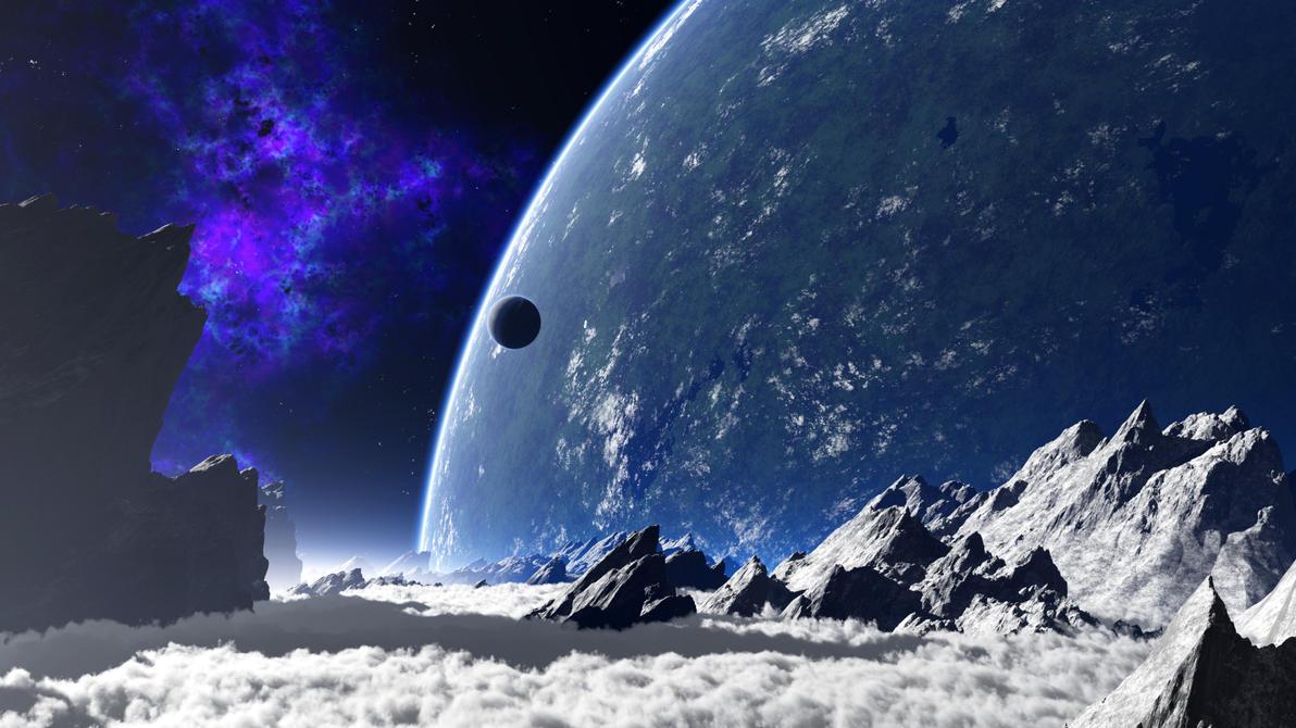 Moons by DsVortex