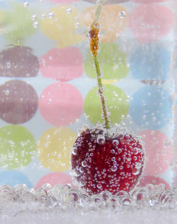 Cherry by rainylake