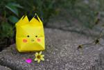Pika Appears! by rainylake