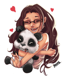 Panda Loves 2013