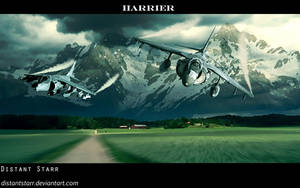 Harrier Pasture by Distantstarr