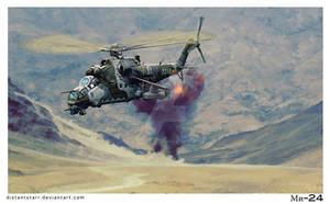 Mi-24 The Flying Tank
