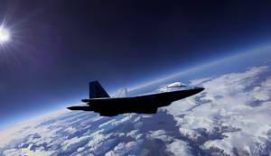 <b>F-22A Raptor</b><br><i>Distantstarr</i>