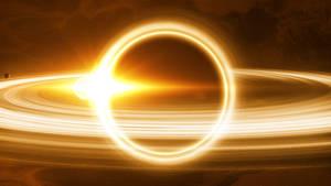 Project universe: Black hole