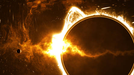 Black hole 00000 by Archange1Michael