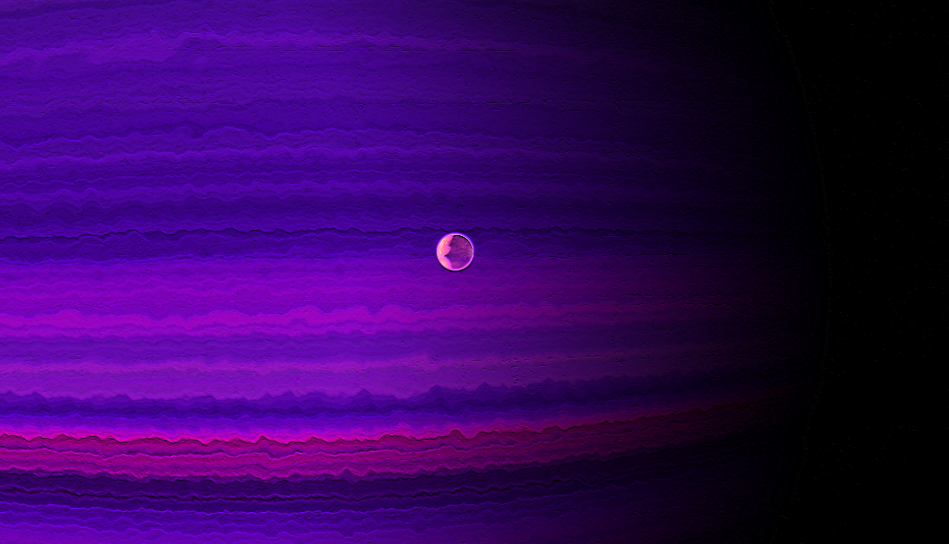 Project universe: Gas giant by Archange1Michael