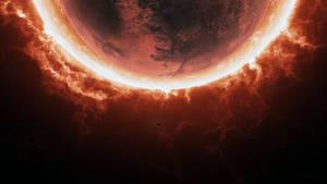 Project universe: Planetary scene