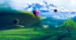 A balloon's journey part three