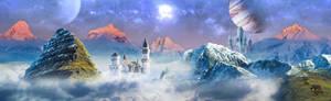 Scenic dreamscape