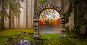 Pine forest, Maple forest portal commission