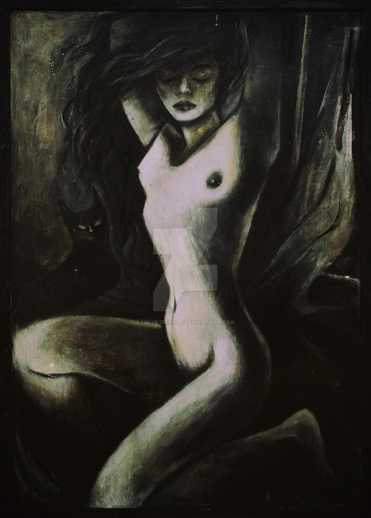 Night by LukreziaTate