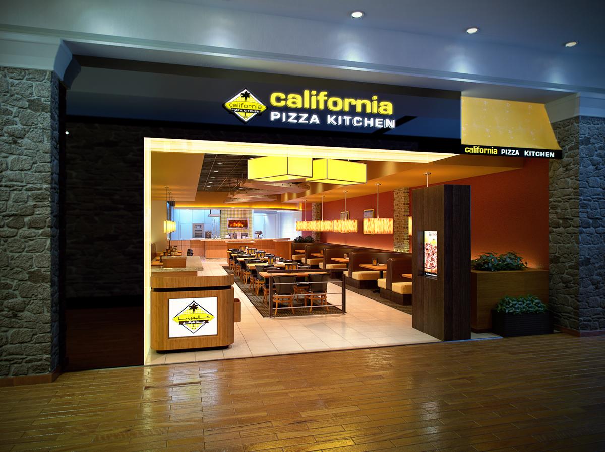 California Pizza Kitchen Tour
