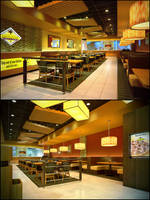 CPK Interior by kulayan3d