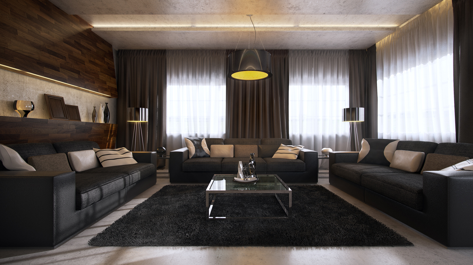 contemporaneo de interiores by kulayan3d on deviantart