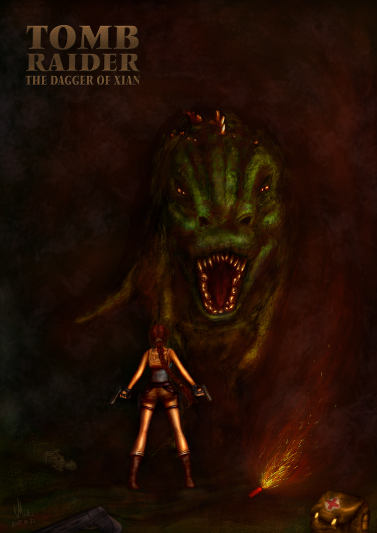 The T-Rex Pit by MatieTR