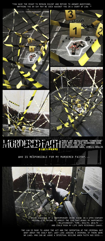 Murdered Faith by Muzi1412