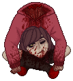 severed head by Mystifyze