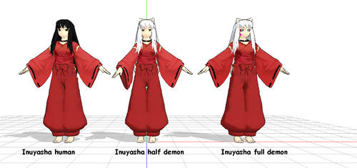 on the 18th day of cristmiss some gave me Inuyasha