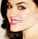Lucy Hale icon by GoddessSellyGomez