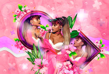 Ariana Grande {Side to side} by GoddessSellyGomez