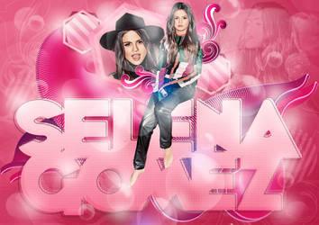 Selena Gomez by GoddessSellyGomez