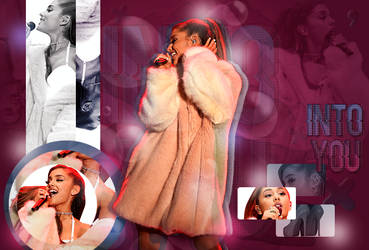 Ariana Grande {Into you} by GoddessSellyGomez
